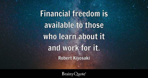 Financial Quotes Impressive Financial Quotes  Brainyquote