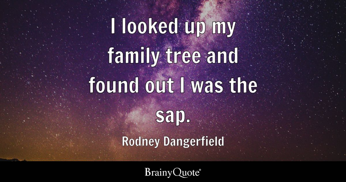 Rodney Dangerfield Quotes BrainyQuote Beauteous Rodney Dangerfield Quotes