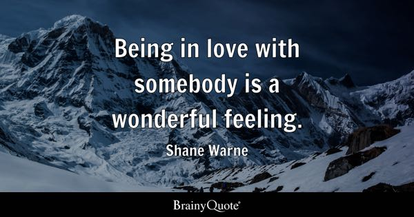 Being In Love Quotes Mesmerizing Being In Love Quotes  Brainyquote