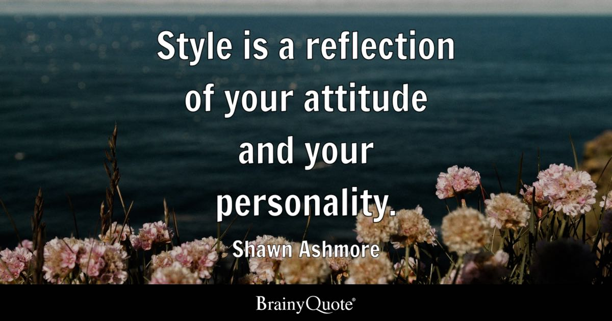 Shawn Ashmore Style Is A Reflection Of Your Attitude And Your