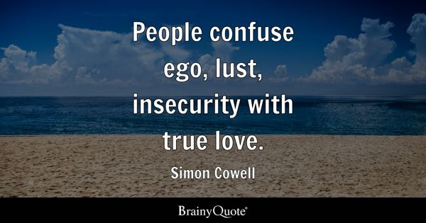 Insecurity Quotes Brainyquote