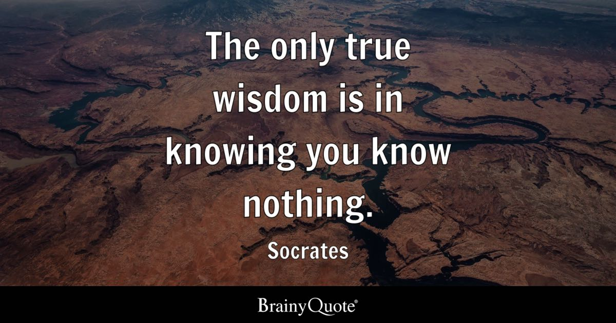 Socrates Quotes Brainyquote