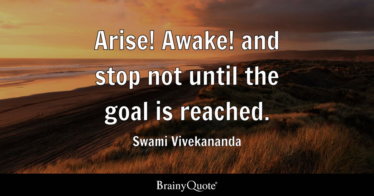 Quotes Vivekananda Cool Swami Vivekananda Quotes  Brainyquote