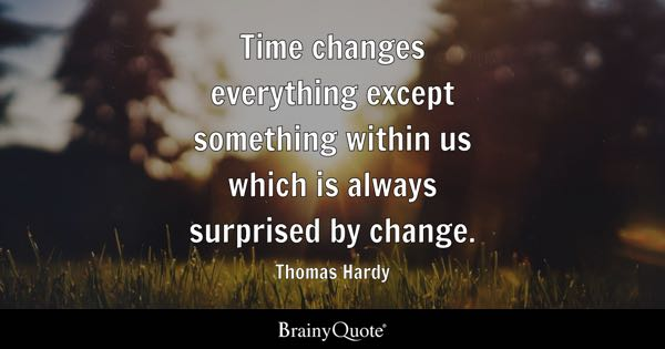 Thomas Hardy Quotes BrainyQuote Mesmerizing Quotes On Amending Friendship