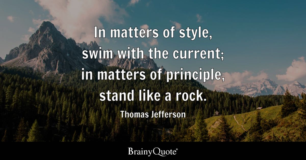 Thomas Jefferson Quotes Brainyquote