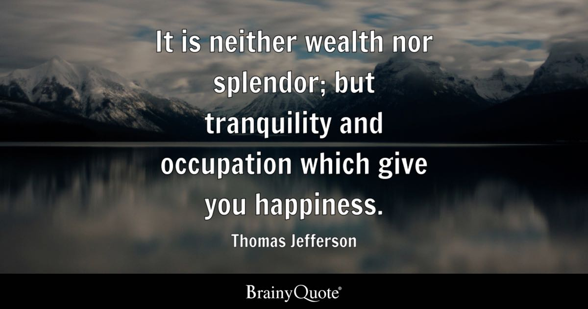 Thomas Jefferson Quotes BrainyQuote Awesome Thomas Jefferson Famous Quotes