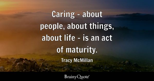 Maturity Quotes Brainyquote