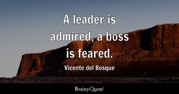 Boss Quotes Brainyquote