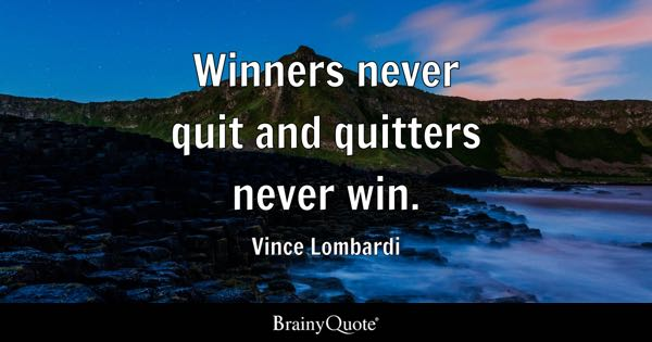 Win Quotes Brainyquote