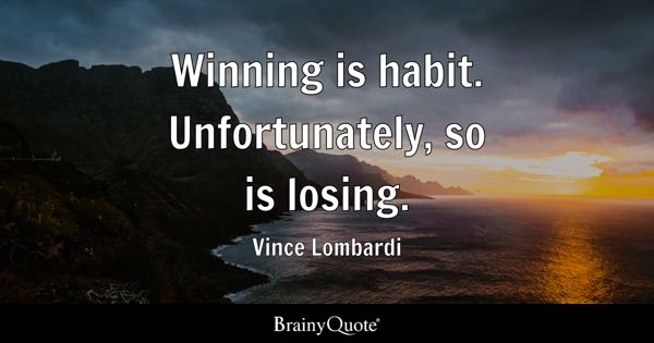 Winning Quotes BrainyQuote Gorgeous Winning Quotes