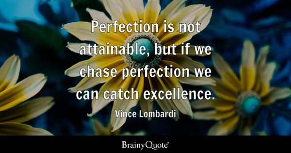 Excellence Quotes BrainyQuote Inspiration Excellence Quotes