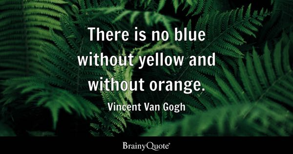 Blue Quotes Brainyquote