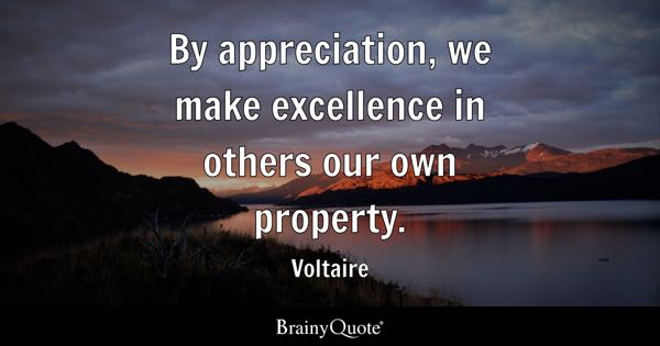 Appreciation Quotes BrainyQuote Simple Quotes About Appreciating Life