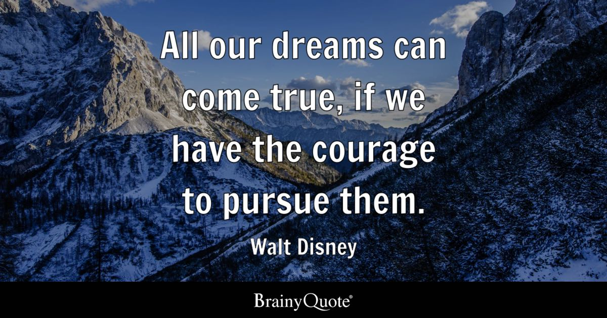 Top 10 Dreams Quotes Brainyquote