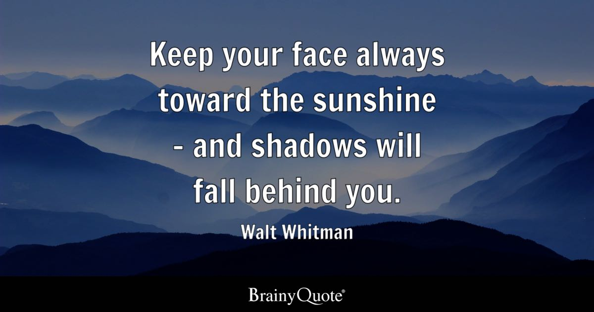 Walt Whitman Quotes Brainyquote
