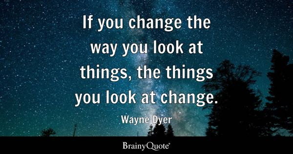 Quotes About Life Changing Adorable Change Quotes  Brainyquote