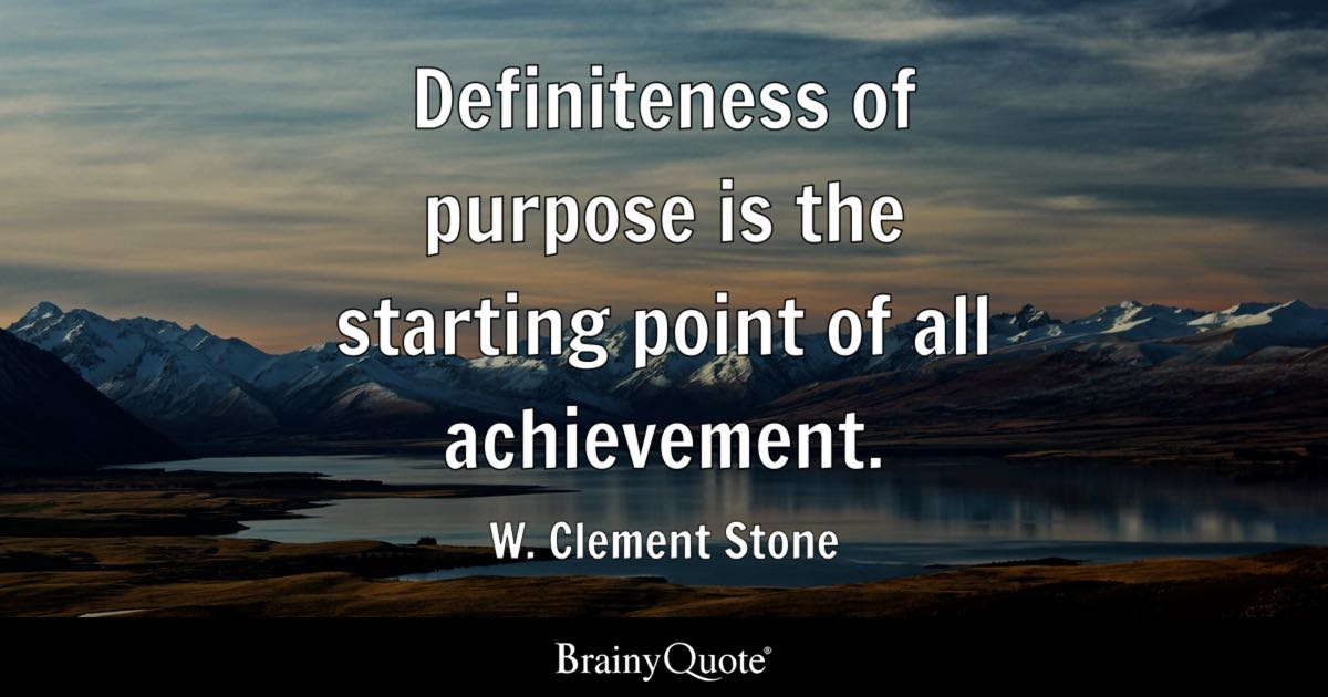 W Clement Stone Quotes Brainyquote