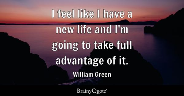 New Life Quotes Brainyquote