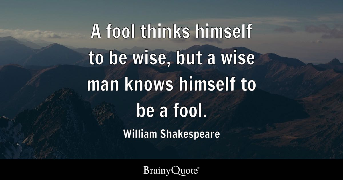 Shakespeare Quotes About Life Entrancing William Shakespeare Quotes  Brainyquote