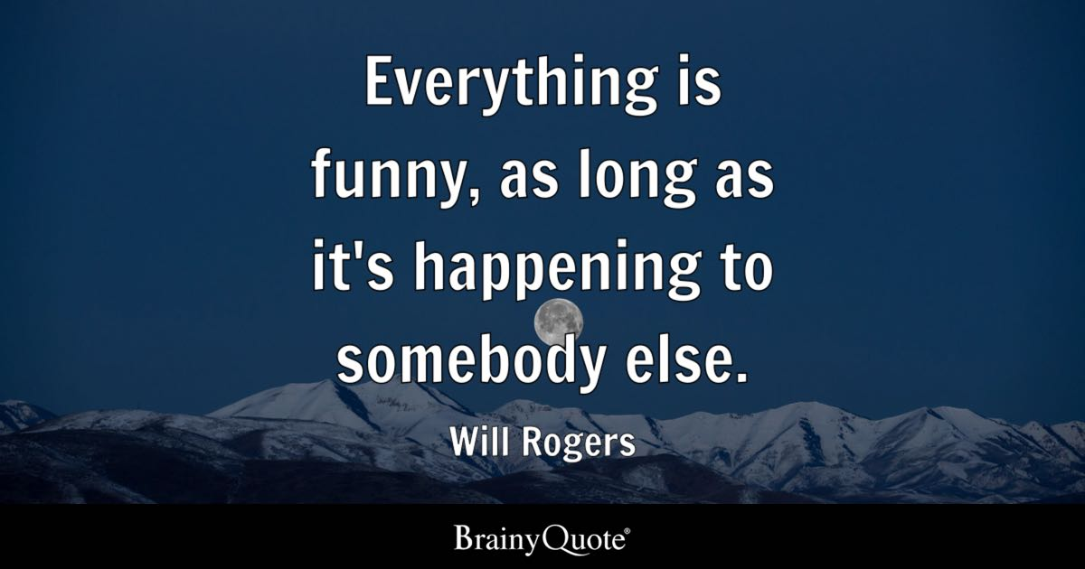 Will Rogers Quotes BrainyQuote Enchanting Funniest New Year Quotes