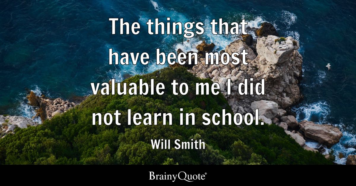 Will Smith Quotes Brainyquote