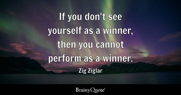 Winner Quotes BrainyQuote Gorgeous Winning Quotes