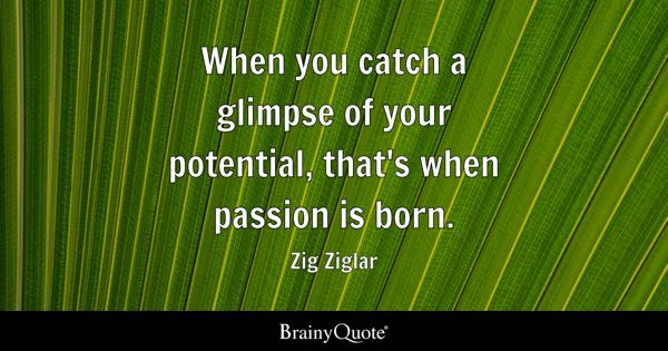 Passion Quotes Brainyquote